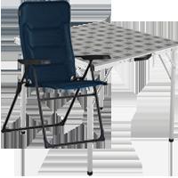 Мебели за къмпинг