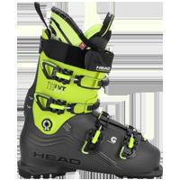 Sportowe buty narciarskie