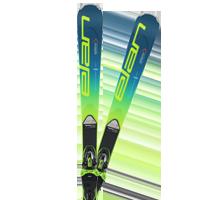 Pretekárske zjazdové lyže
