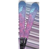 Rekreačné zjazdové lyže