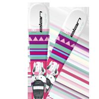 Detské zjazdové lyže