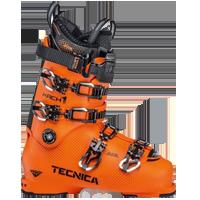 Pretekárska lyžiarska obuv