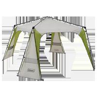 Parti sátrak, napellenzők, napvédő sátrak