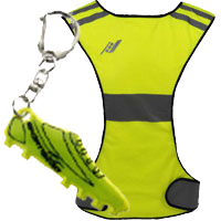Reflex vests and accessories