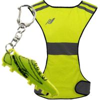 Reflex vests and accessories