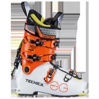 Обувки за ски-алпинизъм