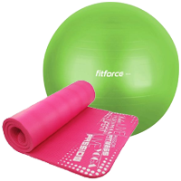 Workout and yoga accessories