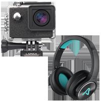 Kamera és elektronika