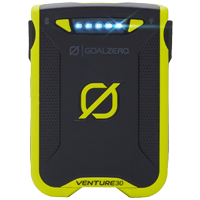 Power banks and solar panels