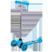 Háromkerekű rollerek