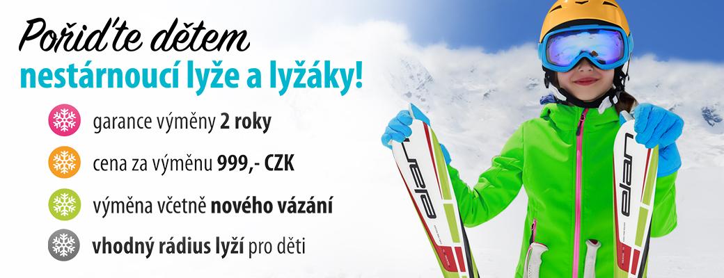 Připravili jsme si pro Vás velmi zajímavou a výjimečnou nabídku dětské  lyžařské výbavy  106bdaee9cd