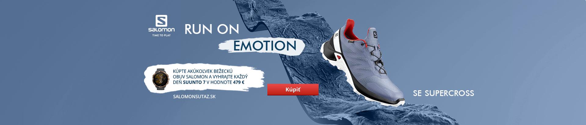 Run on emotion