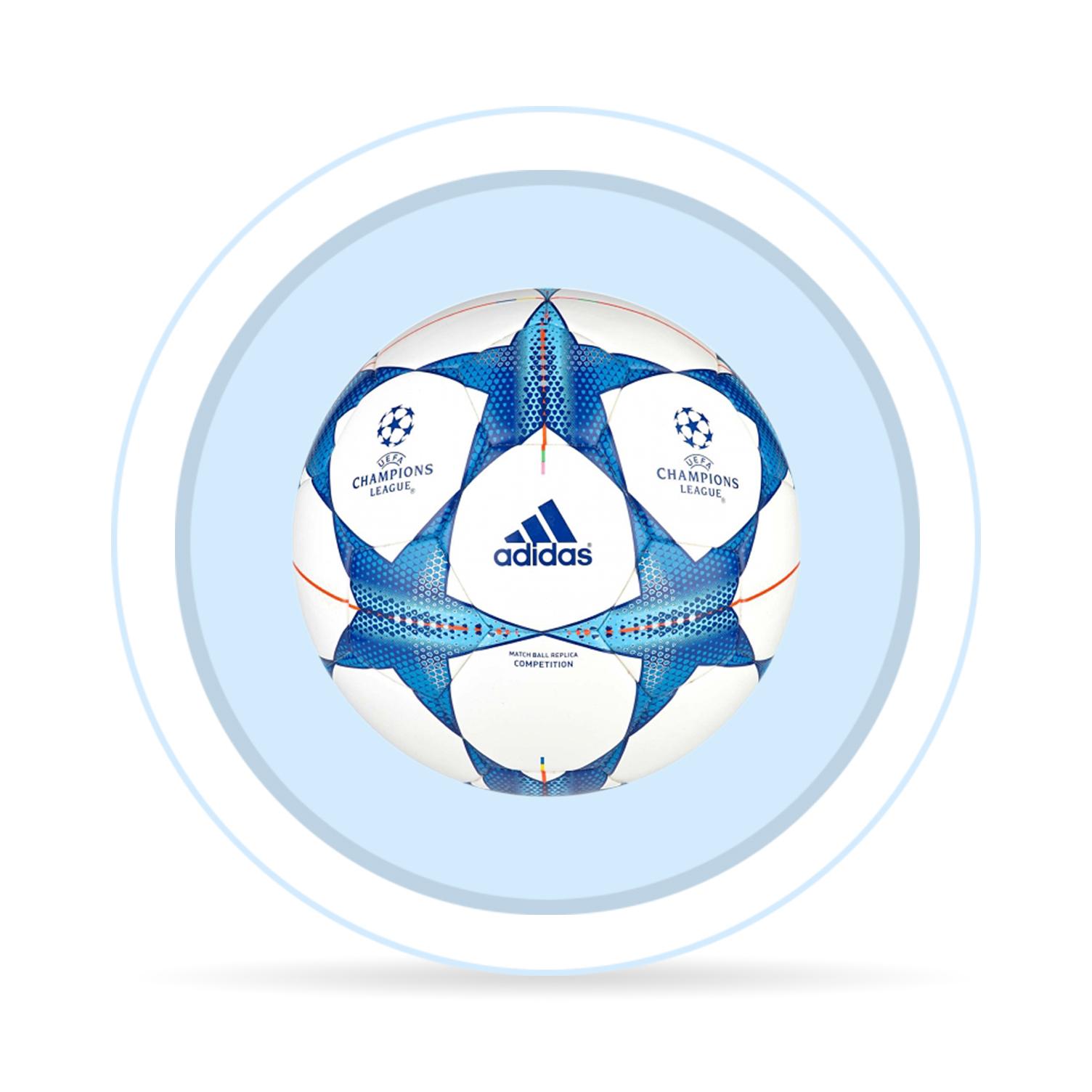 40c48a255 Atribútov, podľa ktorých budeme vyberať vhodnú loptu je niekoľko - vek  hráča, terén, na ktorom budeme do lopty kopať, pokročilosť futbalistu.