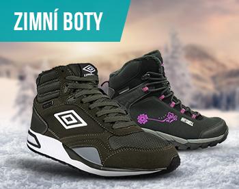 Umbro - zimní boty SBAN