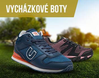 Umbro - vycházkové boty