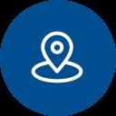 Mapa predajní