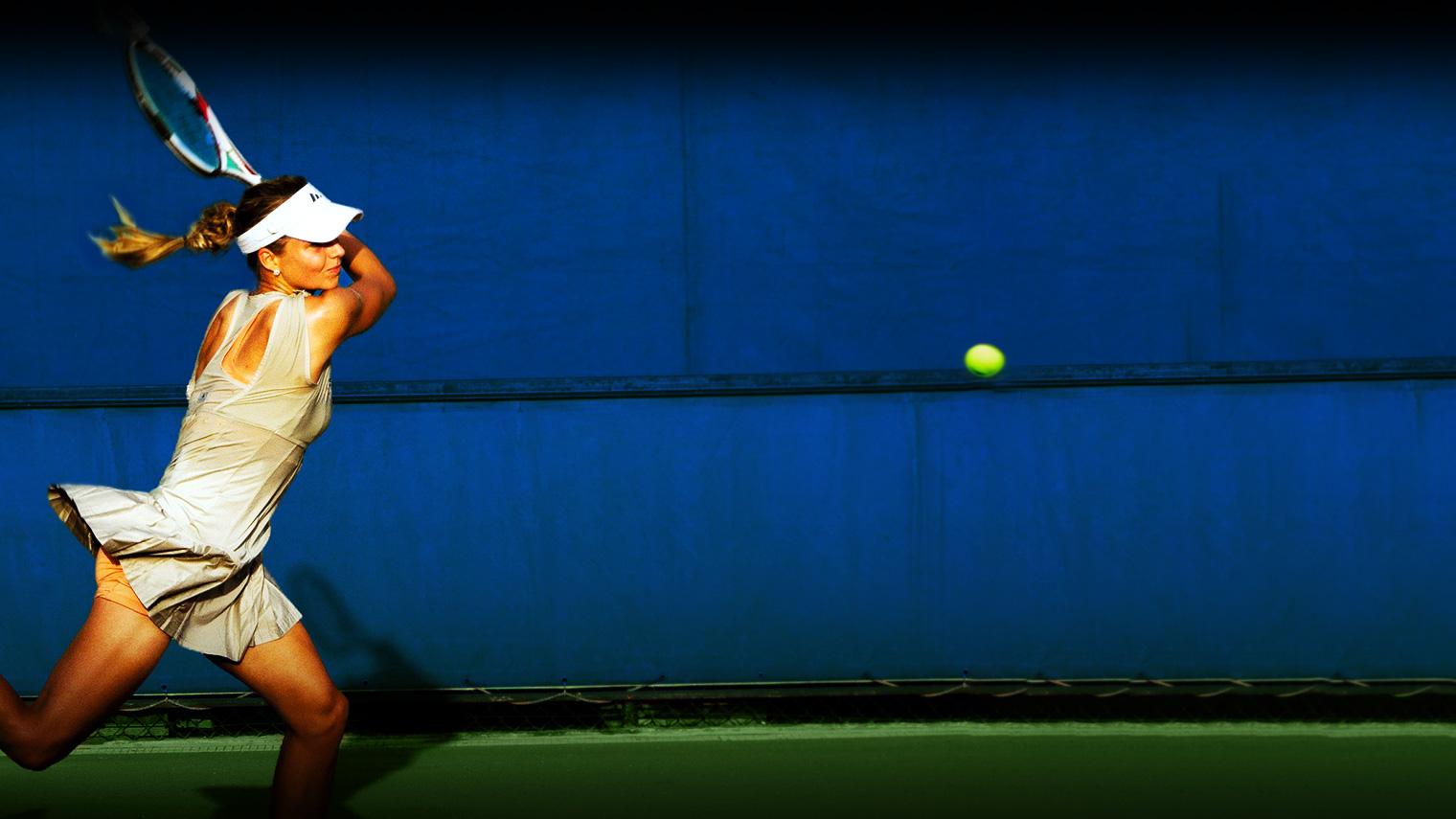 Tennis ist unser Leben! Wie ist es bei dir?