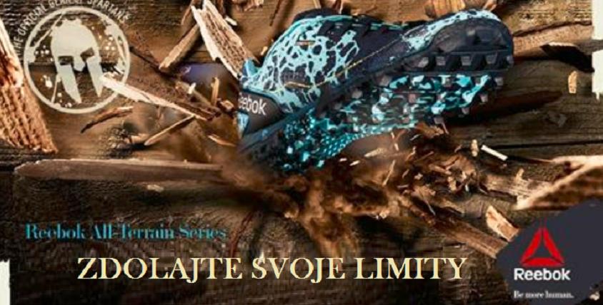 Zdolajte svoje limity!