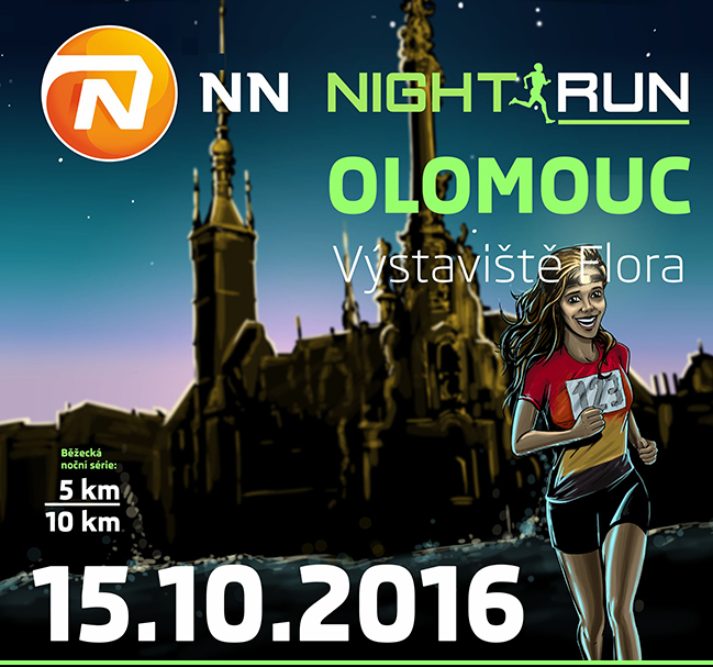 NIGHT RUN OLOMOUC