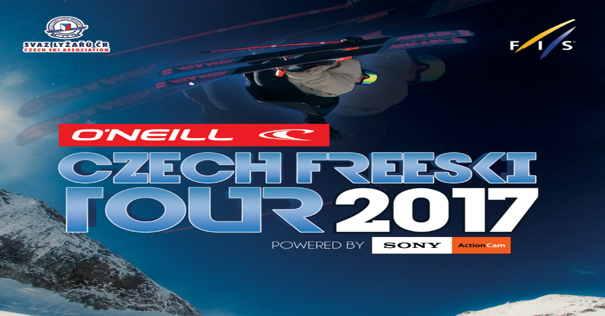 O´Neill Czech Freeski Tour 2017