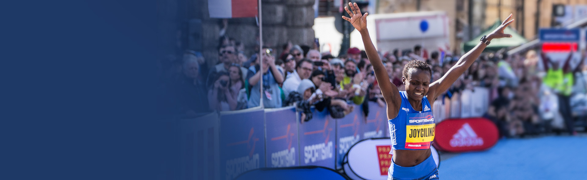 WORLD RECORD set at SPORTISIMO ½ Marathon. And it happened four times!