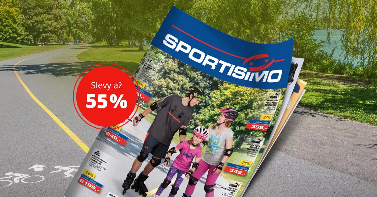 Nový AKČNÍ LETÁK a slevy až 55 %: Vaše letenka do sportovního světa.