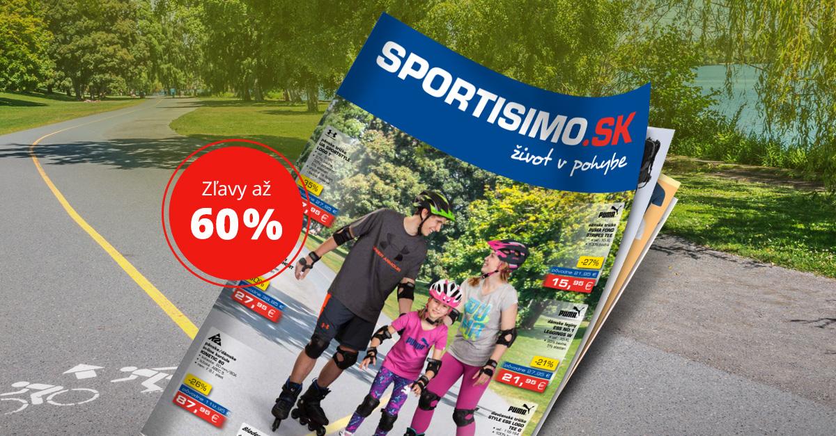 Nový AKČNÝ LETÁK a zľavy až 60 %: Vaša letenka do športového sveta.