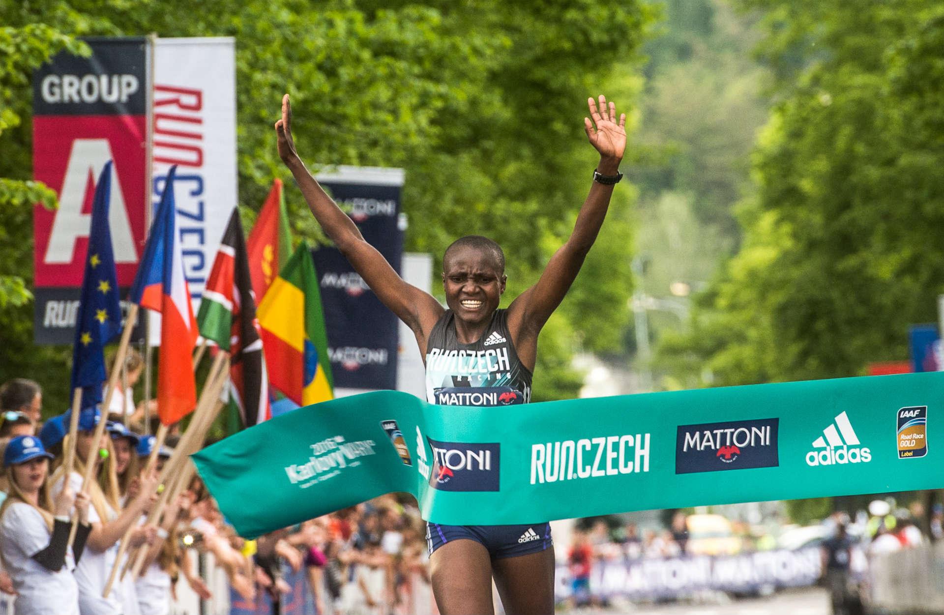Mattoni 1/2Maraton Karlovy Vary vyhlíží rekord závodu