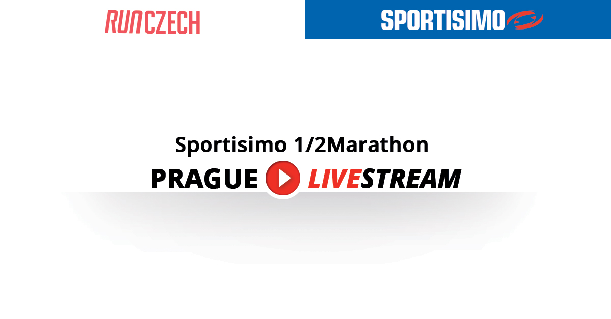 Sportisimo ½ Maraton Prague, this Saturday 7. 4. – watch LIVE on-line!