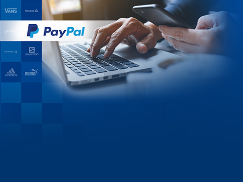 PayPal now available as a payment option!