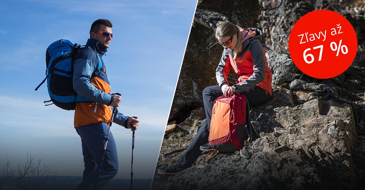 Hurá do hôr s outdoorovým vybavením zo Sportisima!