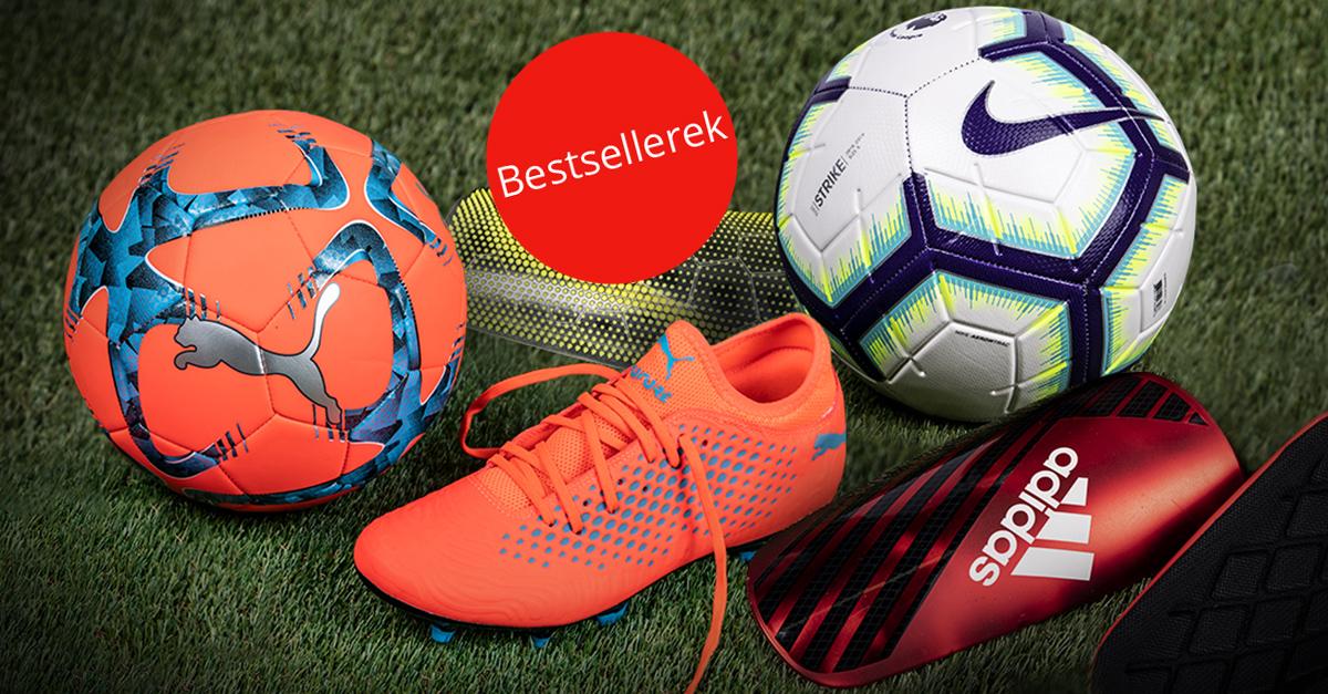 Futball bestsellerek - ezzel a felszereléssel a csapatod legendájává válsz!