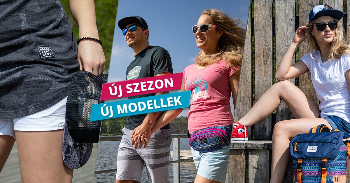 Frissítsd fel ruhatáradat a szezon új modelljeivel a top márkáktól