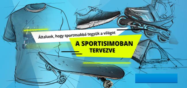 Olyan márkákat alkotunk, amik által sportosabbá tesszük a világot