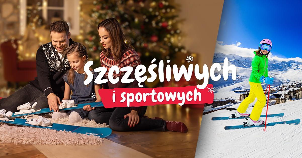 Kupujesz prezenty online  na sportisimo.pl?  Zamawiaj do 15.12.