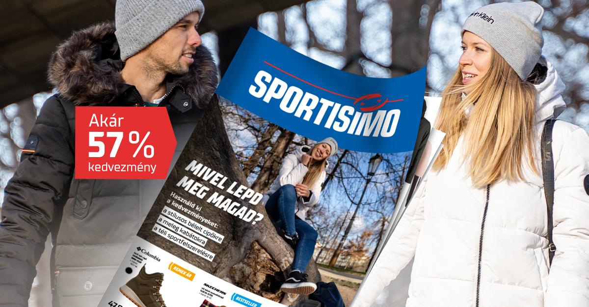 Új akciós újság! Csapj le az akár 57%-os kedvezménnyel kapható őszi és téli termékekre