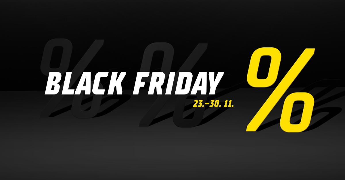 BLACK FRIDAY is here! Get your hands on amazing deals before they're gone!