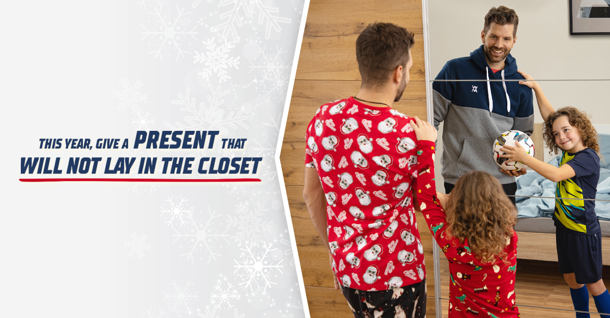 Christmas: This year, give a present that will not lay in the closet