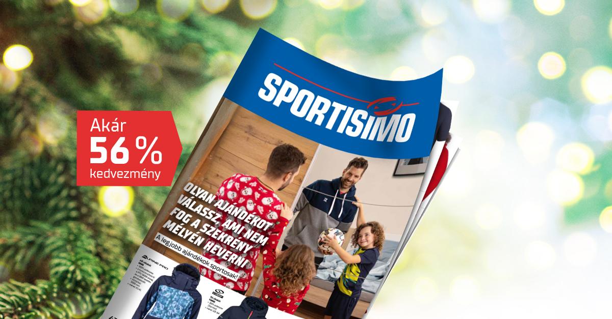 Új akciós újság! Vadászd le az akár 56%-os ajándékkedvezményeket!