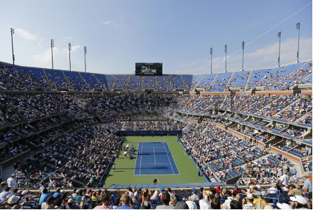 The 2015 U.S. Open Tennis Championships