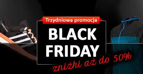 Czarny Piątek - złap swoją okazję, weź szturmem nasz e-sklep i kupuj za wyraźnie niższe ceny w dniach od 27 do 29 października!