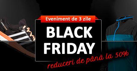 Black Friday ia cu asalt eshop-ul nostru în zilele de 27. – 29. 11. 2015 cumpărături la prețuri semnificativ mai mici!