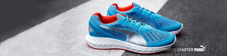 Vă prezentăm noul model de pantofi pentru alergare Puma IGNITE ULTIMATE!
