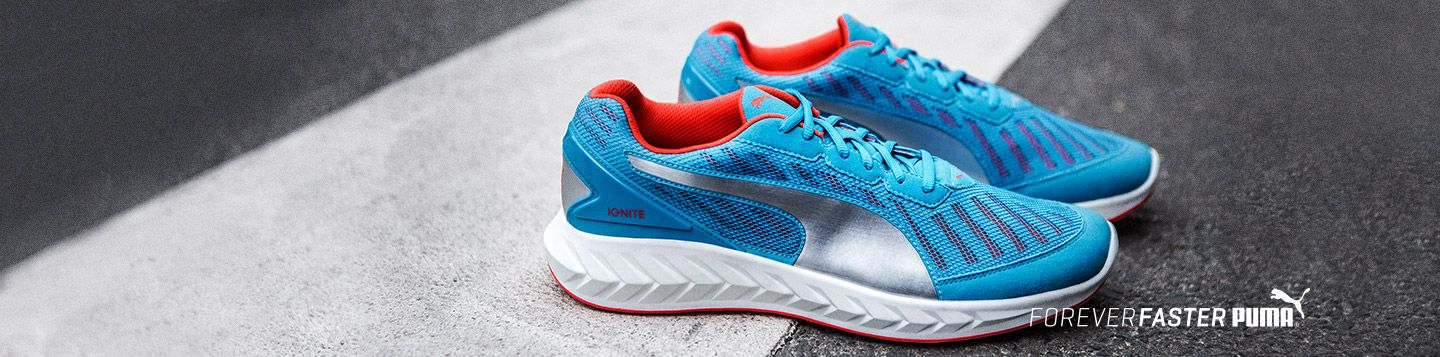 The new Puma IGNITE ULTIMATE running shoes are here!