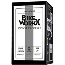 Bikeworkx CONVERSION SET 29 - Gluing tires / prevention