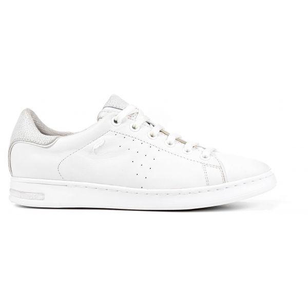 Geox D JAYSEN bílá 37 - Dámská volnočasová obuv