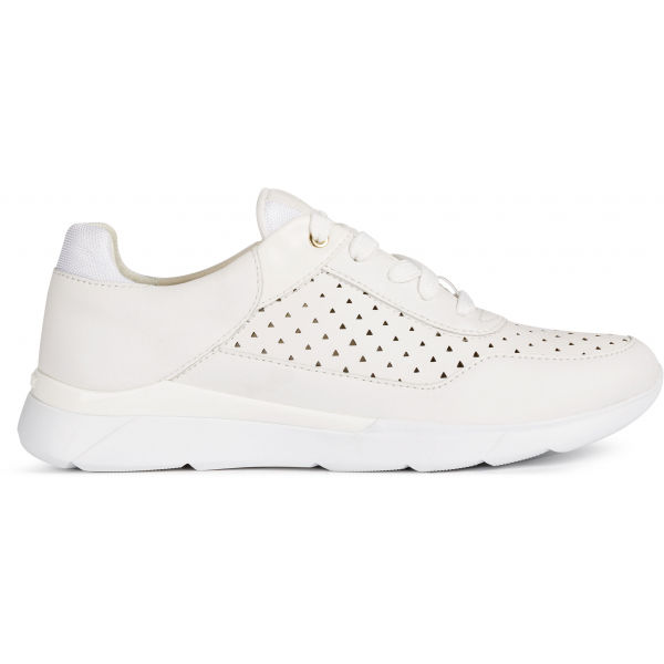 Geox D HIVER bílá 37 - Dámská volnočasová obuv