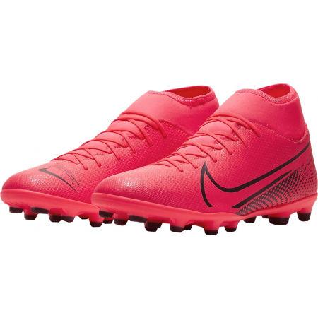 Men's football shoes - Nike MERCURIAL SUPERFLY 7 CLUB FG/MG - 3