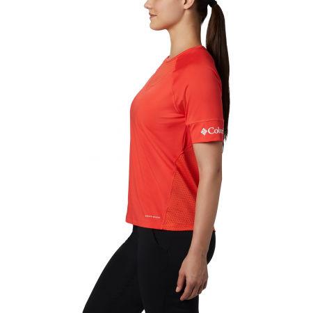 Women's sports T-shirt - Columbia WINDGATES SS TEE - 3