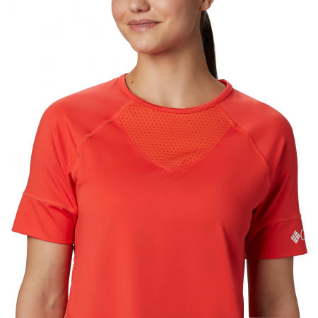 Women's sports T-shirt - Columbia WINDGATES SS TEE - 4